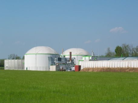 Biogas Plant Super Picture big