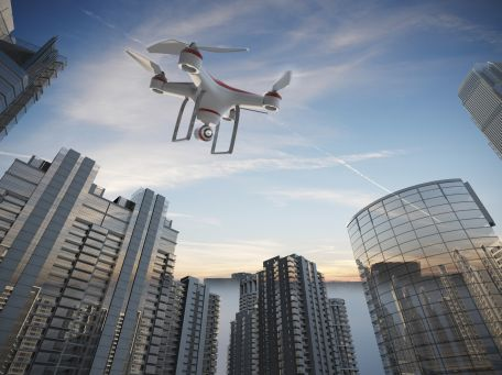 Drones in Energy Audits big