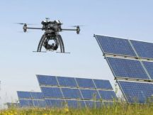 Drones in Solar Power Industry small