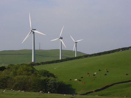 Wind Turbines big