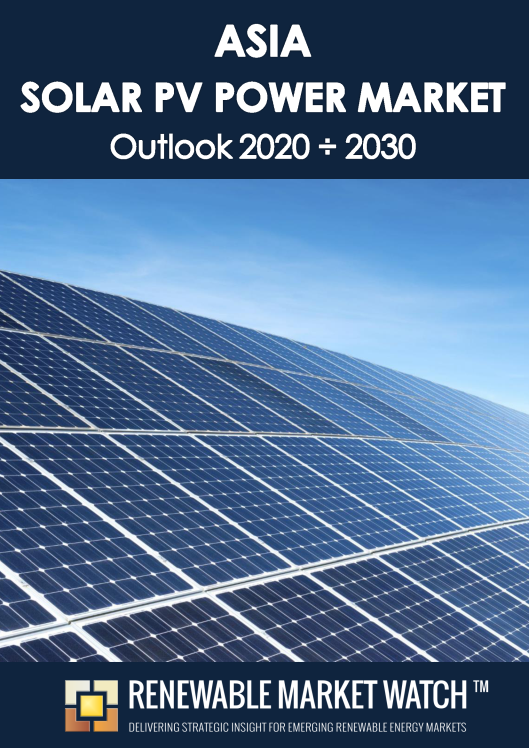 Asia Photovoltaic Market: Outlook 2020 - 2030
