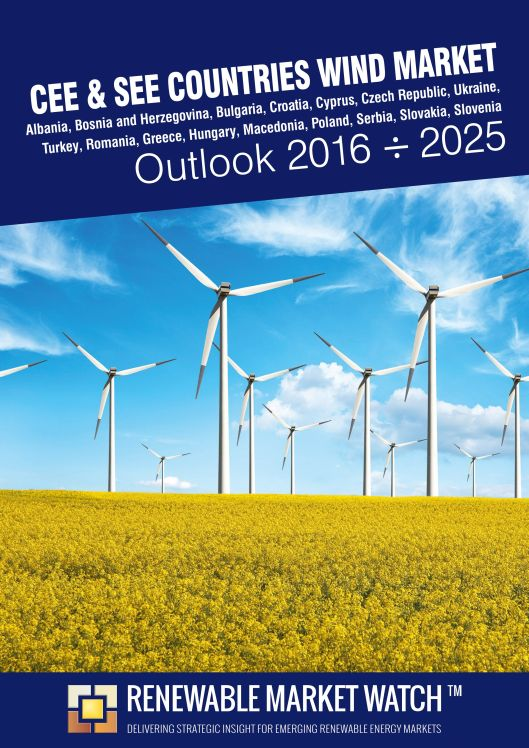 CEE & SEE Countries Wind Market: Outlook 2016÷2025
