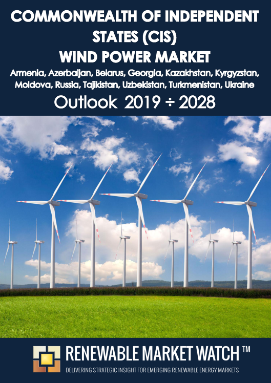 Commonwealth of Independent States (CIS) Wind Power Market Outlook 2019 - 2028