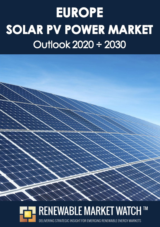 Europe Solar Photovoltaic (PV) Power Market Outlook 2020 - 2030