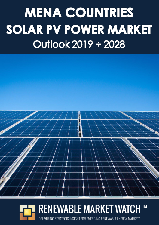 MENA Solar Photovoltaic (PV) Power Market Outlook 2019 - 2028