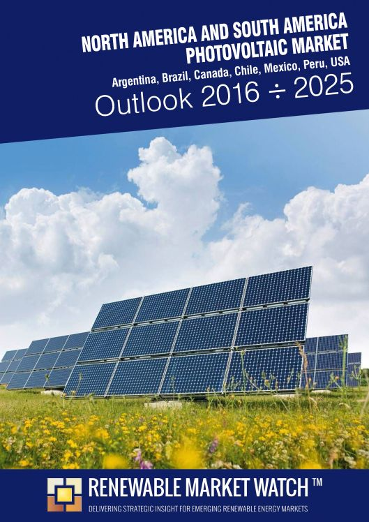 North America and South America Photovoltaic (Solar PV) Market Outlook 2016 - 2025.jpg_