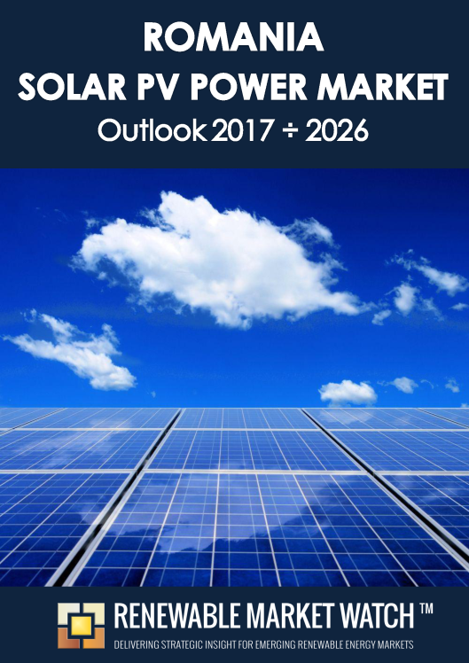 Romania Solar Photovoltaic (PV) Power Market Outlook 2017 - 2026
