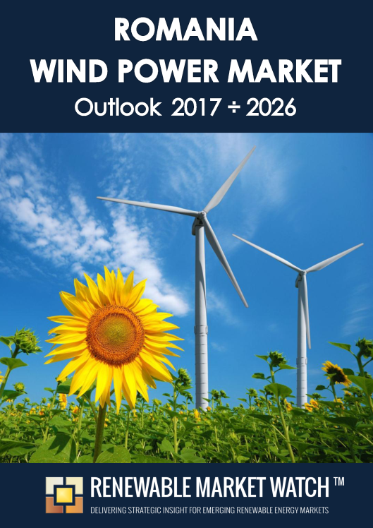 Romania Wind Power Market Outlook 2017 - 2026