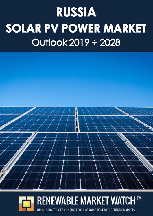 Russia Solar Photovoltaic (PV) Power Market Outlook 2019 - 2028