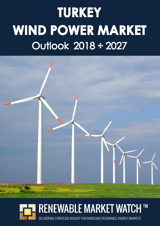 Turkey Wind Power Market Outlook 2018 - 2027