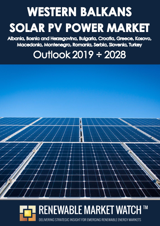 Western Balkans Solar Photovoltaic (PV) Power Market Outlook 2019 - 2028