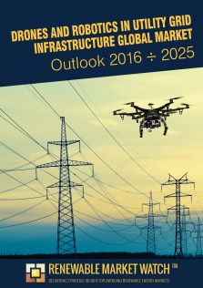 Drones and Robotics in Utility Grid Infrastructure Global Market Outlook 2016 - 2025