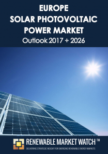 Europe Solar Photovoltaic (PV) Power Market Outlook 2017 - 2026