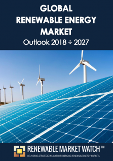 Global Renewable Energy Market Outlook 2018 - 2027 - Industry Insights, Trends, Opportunities, Investments and Forecasts.