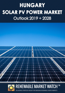 Hungary Solar Photovoltaic (PV) Power Market Outlook 2019 - 2028