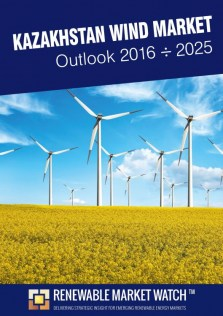 Kazakhstan Wind Market Outlook 2016 - 2025