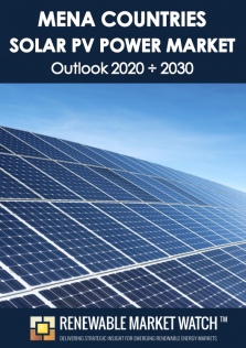 MENA Solar Photovoltaic (PV) Power Market Outlook 2020 - 2030