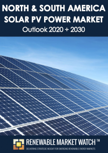 North and South America Solar Photovoltaic (PV) Power Market Outlook 2020 - 2030