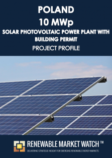 Poland 10 MW Solar Photovoltaic (PV) Power Plant Building Permit - Project Profile