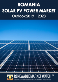 Romania Solar Photovoltaic (PV) Power Market Outlook 2019 - 2028
