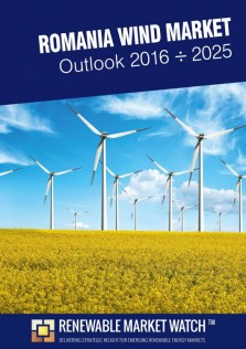 Romania Wind Power Market Outlook 2016 - 2025