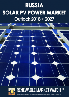 Russia Solar Photovoltaic (PV) Power Market Outlook 2018 - 2027