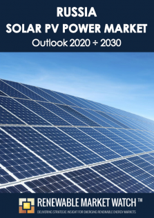 Russia Solar Photovoltaic (PV) Power Market Outlook 2020 - 2030
