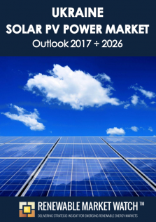 Ukraine Solar Photovoltaic (PV) Power Market Outlook 2017 - 2026