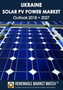 Ukraine Solar Photovoltaic (PV) Power Market Outlook 2018 - 2027
