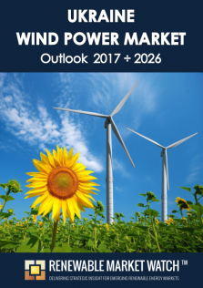 Ukraine Wind Power Market Outlook 2017 - 2026