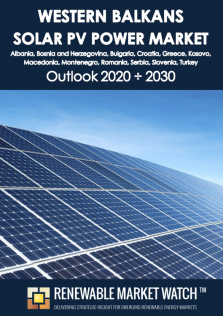 Western Balkans Solar Photovoltaic (PV) Power Market Outlook 2020 - 2030